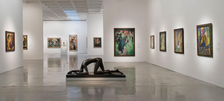 «Сумерки над Берлином» в Музее Израиля