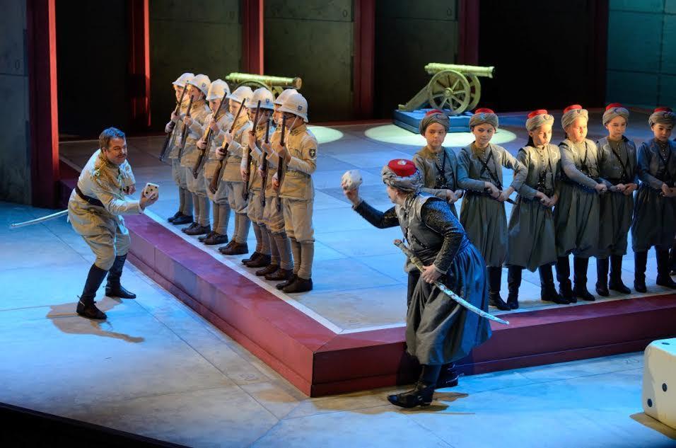 «Ринальдо» Генделя в постановке Национальной оперы Эстонии