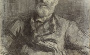 איליה רפין, דיוקן מרק אנטוקולסקי, 1900