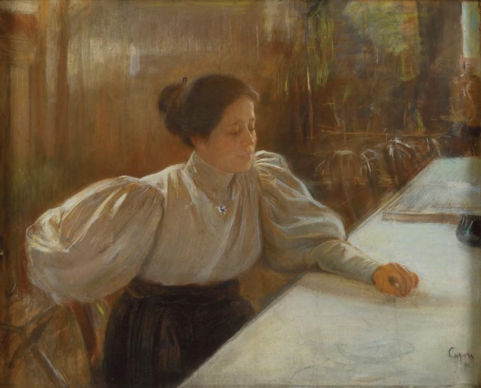 Русский портрет XIX – XXI веков в Тель-Авивском художественном музее