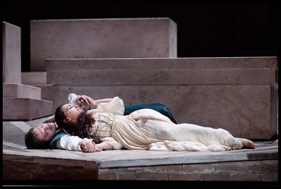 Опера Гуно «Ромео и Джульетта» в Израильской опере