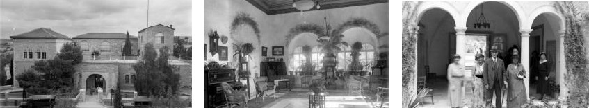 Исторические снимки «Американской колонии»