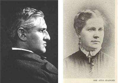 Горацио и Анна Спаффорды