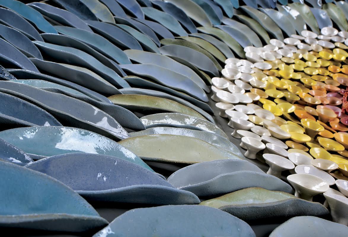 «Материал сырой\обожженный» - выставка в МУЗА