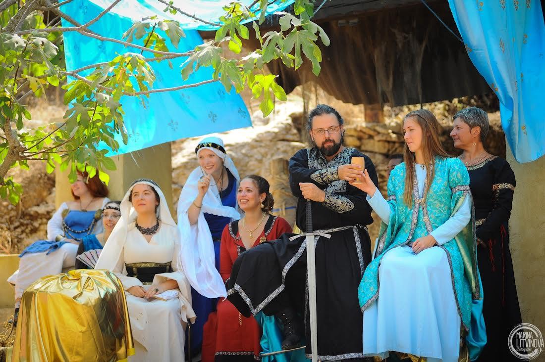 ««Рыцари Иерусалима» - традиционный турнир в парке Эйн-Яэль
