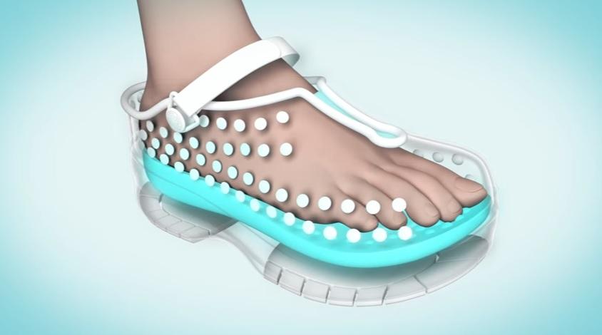 Израильская компания Medic Shoes создала специальную вибрационную обувь для больных сахарным диабетом