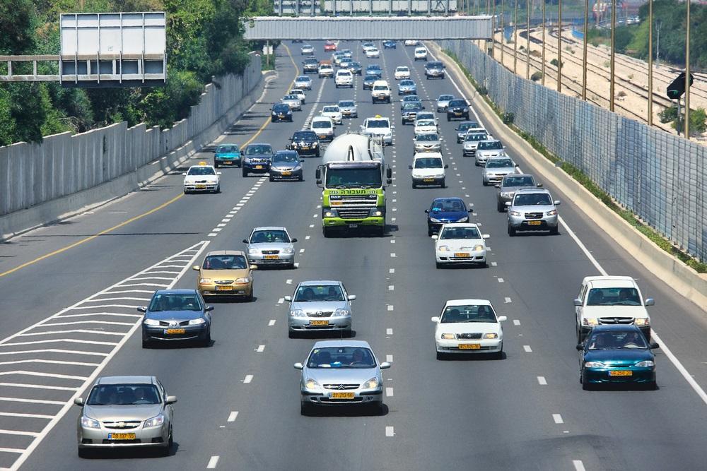 Шоссе Аялон - главная транспортная артерия страны