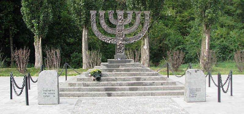 Мемориал Бабьего Яра
