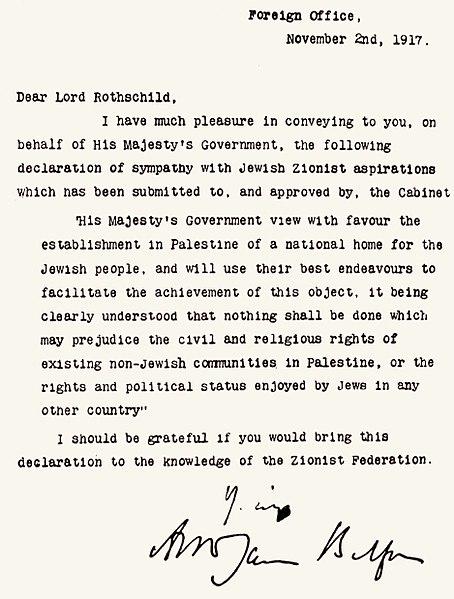 454px-Balfour_declaration_unmarked