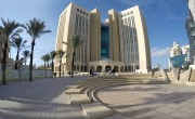 building_of civil_and_criminal_court_beer_sheva_shut