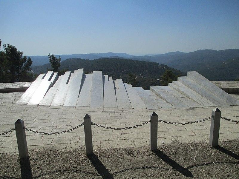 Лес Рубинштейна в Иерусалиме. Фото: Avi1111, Википедия