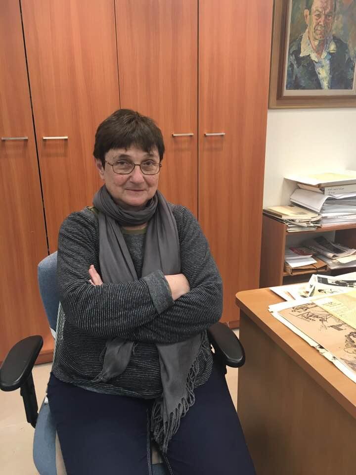 Д-р Ольга Левитан