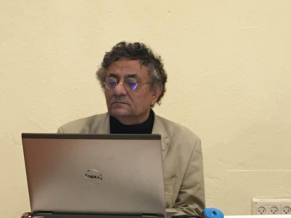 Израильский публицист Бен Дрор Йемини