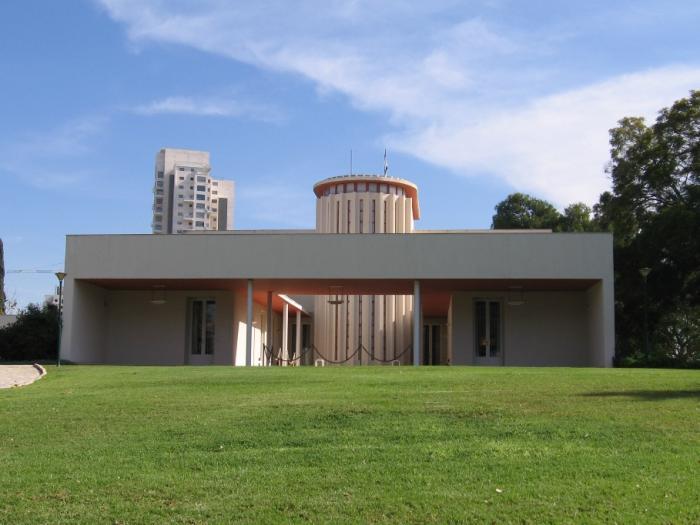 Дом-музей первого президента Израиля Хаима Вейцмана