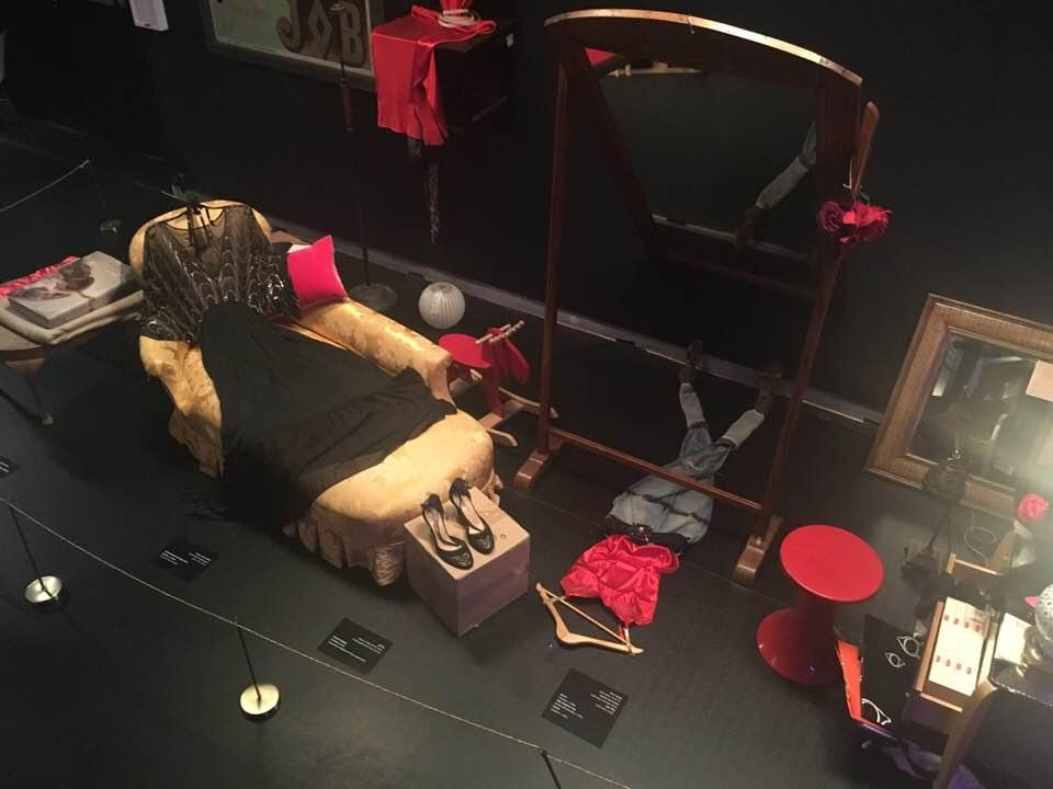 Выставка, посвященная Ронит Элькабец, в Музее дизайна