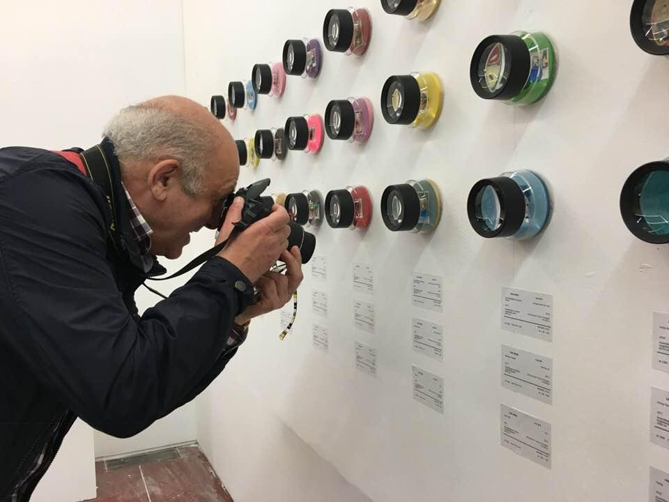 Выставка «Свежая краска»