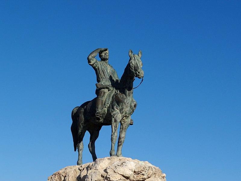 Памятник Александру Зайду