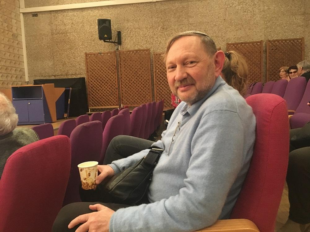 Профессор Зеэв Ханин