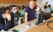 Mejdunarodni proekt - robototehnika - Haifa