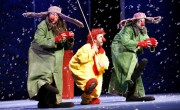 Slava Snowshow Blue Canary by Andrea Lopez