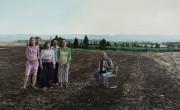 שיר ערש לעמק צילום אבי חי  שמן על בד, 270 180 סמ, 2008-09