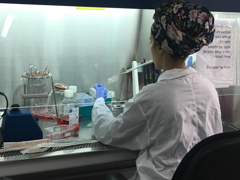 Лаборатория исследования вина в Ариэльском университете