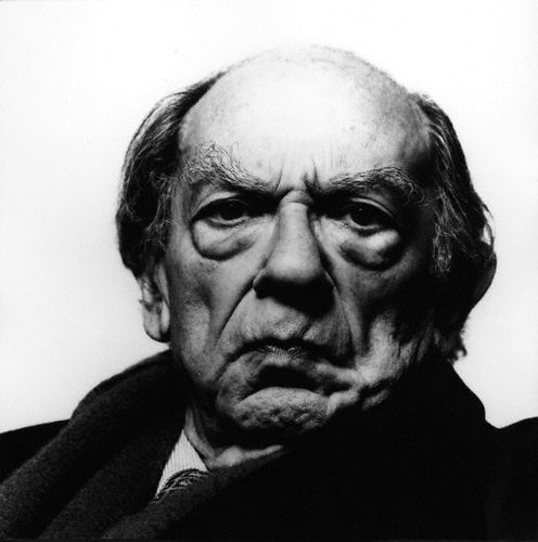 NPG P615,Sir Isaiah Berlin,by Richard Avedon