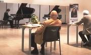 Конкурс пианистов имени Пнины Зальцман. Фото © Рами Зеренгер (предоставлено Anat Meromi PR)